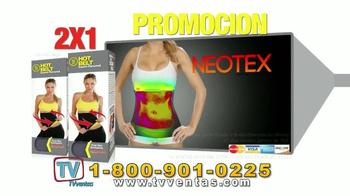 Hot Shapers Hot Belt TV Spot, 'Menos Tallas' [Spanish] - Thumbnail 10