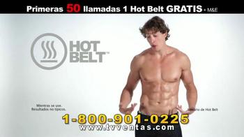 Hot Shapers Hot Belt TV Spot, 'Menos Tallas' [Spanish] - Thumbnail 5