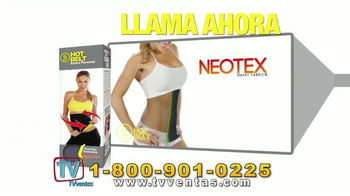 Hot Shapers Hot Belt TV Spot, 'Menos Tallas' [Spanish] - Thumbnail 9