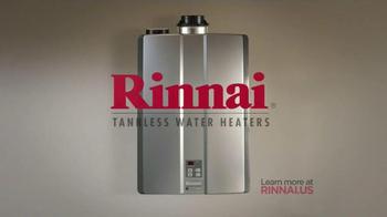 Rinnai TV Spot, 'Hot Water War' - Thumbnail 10