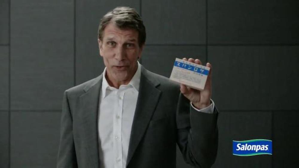 Salonpas TV Commercial, 'Complete Family'