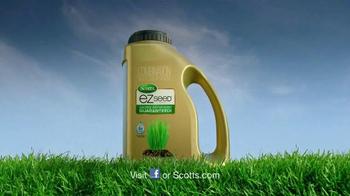 Scotts EZ Seed TV Spot, 'Grow Grass Anywhere' - Thumbnail 9