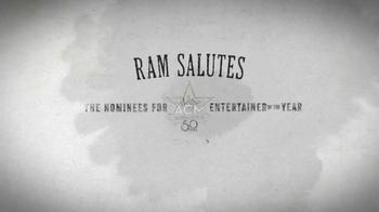 Ram Trucks TV Spot, 'ACM Awards: Salute to Florida Georgia Line' - Thumbnail 7