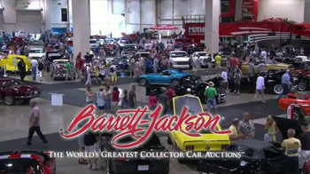 Barrett-Jackson TV Spot, 'Auction Action'