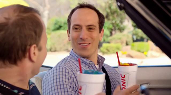 Sonic Drive-In Kevin Durant Candy Slush TV Spot, 'Dunk' Feat. Kevin Durant - Thumbnail 5