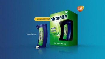 Nicorette Mini TV Spot, 'Relieve Sudden Cravings Fast' - Thumbnail 10