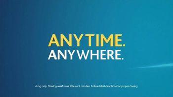 Nicorette Mini TV Spot, 'Relieve Sudden Cravings Fast' - Thumbnail 7