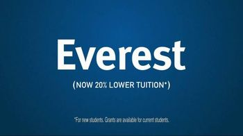 Everest College TV Spot, 'Train for a Career You Will Love'