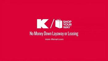 Kmart TV Spot, 'No Money Down Layaway' - Thumbnail 8