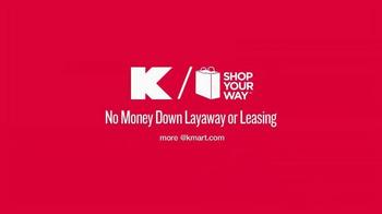 Kmart TV Spot, 'No Money Down Layaway' - Thumbnail 7