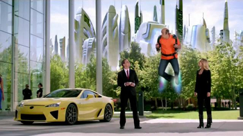 Mercury Insurance TV Spot, 'In the Future'
