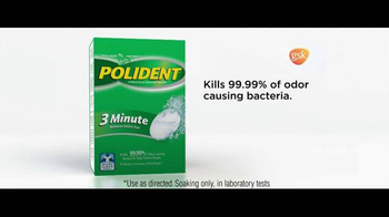 Polident TV Spot, 'Breathless Moments' - Thumbnail 10