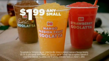 Dunkin' Donuts Coolatta TV Spot, 'Say It's Summertime'
