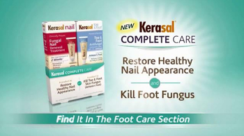 Kerasal Complete Care TV Spot, 'One Solution' - Thumbnail 9