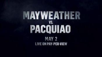 XFINITY On Demand TV Spot, 'Mayweather vs. Pacquiao: May 2015'