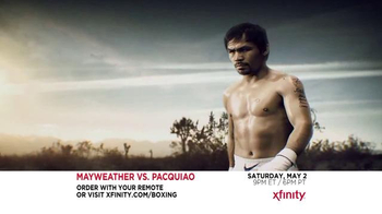 XFINITY On Demand TV Spot, 'Mayweather vs. Pacquiao: May 2015' - Thumbnail 1