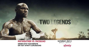 XFINITY On Demand TV Spot, 'Mayweather vs. Pacquiao: May 2015' - Thumbnail 2