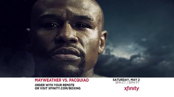 XFINITY On Demand TV Spot, 'Mayweather vs. Pacquiao: May 2015' - Thumbnail 4