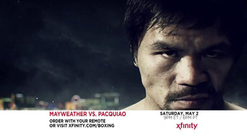 XFINITY On Demand TV Spot, 'Mayweather vs. Pacquiao: May 2015' - Thumbnail 5