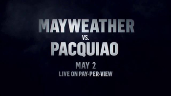 XFINITY On Demand TV Spot, 'Mayweather vs. Pacquiao: May 2015' - Thumbnail 6