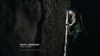 DURACELL Quantum TV Spot, 'Powering Kevin Jorgeson's Climb'