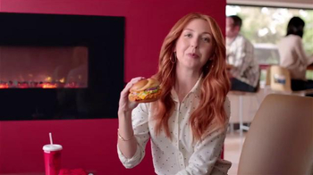 Wendy's Jalapeno Fresco Spicy Chicken Sandwich TV Spot, 'Reactions' - Thumbnail 1