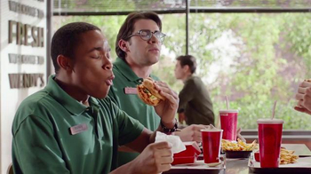 Wendy's Jalapeno Fresco Spicy Chicken Sandwich TV Spot, 'Reactions' - Thumbnail 2