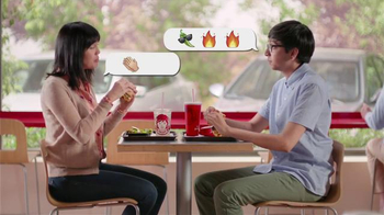 Wendy's Jalapeno Fresco Spicy Chicken Sandwich TV Spot, 'Reactions' - 2742 commercial airings