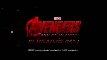 Dr Pepper TV Spot, 'Avengers: One of a Kind Team' - Thumbnail 6