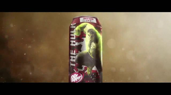 Dr Pepper TV Spot, 'Avengers: One of a Kind Team' - 574 commercial airings
