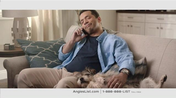 Angie's List TV Spot, 'Pookie?' - Thumbnail 7