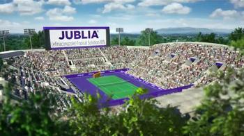 Jublia TV Spot, 'Tennis' Featuring John McEnroe - Thumbnail 1