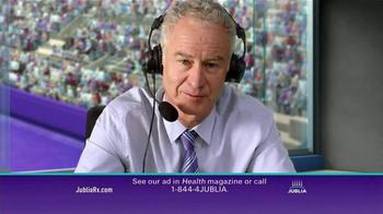 Jublia TV Spot, 'Tennis' Featuring John McEnroe - Thumbnail 10