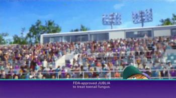 Jublia TV Spot, 'Tennis' Featuring John McEnroe - Thumbnail 3