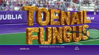 Jublia TV Spot, 'Tennis' Featuring John McEnroe - Thumbnail 4