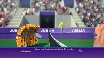 Jublia TV Spot, 'Tennis' Featuring John McEnroe - Thumbnail 5