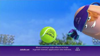 Jublia TV Spot, 'Tennis' Featuring John McEnroe - Thumbnail 6