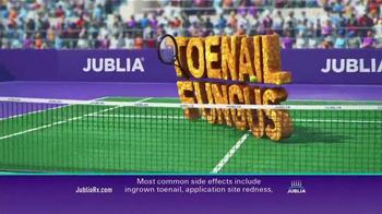 Jublia TV Spot, 'Tennis' Featuring John McEnroe - Thumbnail 7