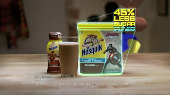 Nesquik TV Spot, 'Avengers: Age of Ultron' - Thumbnail 9
