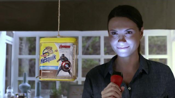 Nesquik TV Spot, 'Avengers: Age of Ultron'