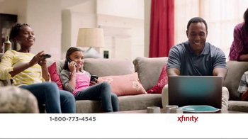 XFINITY X1 Double Play TV Spot, 'You're Ready: Lock in Your Rate' - Thumbnail 1
