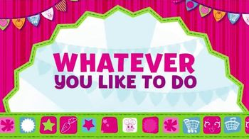 Shopkins TV Spot, 'Everyone is Fun and Different'