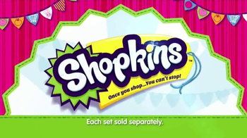Shopkins TV Spot, 'Everyone is Fun and Different' - Thumbnail 10