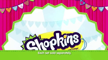 Shopkins TV Spot, 'Everyone is Fun and Different' - Thumbnail 9