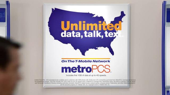 MetroPCS TV Spot, 'Unlimited Talk, Text and Data for $30 is Common Sense' - Thumbnail 7