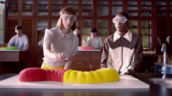 Trolli Sour Brite Crawlers Minis TV Spot, 'Dissection'