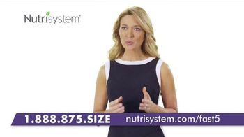 Nutrisystem Fast 5+ TV Spot, 'Do Something' Featuring Melissa Joan Hart - 583 commercial airings
