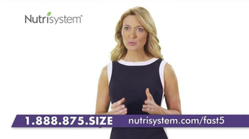 Nutrisystem Fast 5+ TV Spot, 'Do Something' Featuring Melissa Joan Hart - Thumbnail 1