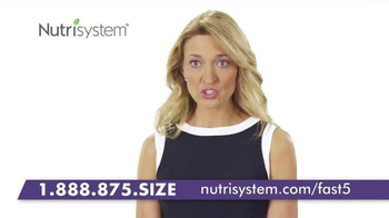 Nutrisystem Fast 5+ TV Spot, 'Do Something' Featuring Melissa Joan Hart - Thumbnail 2