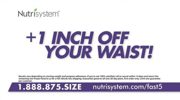 Nutrisystem Fast 5+ TV Spot, 'Do Something' Featuring Melissa Joan Hart - Thumbnail 3